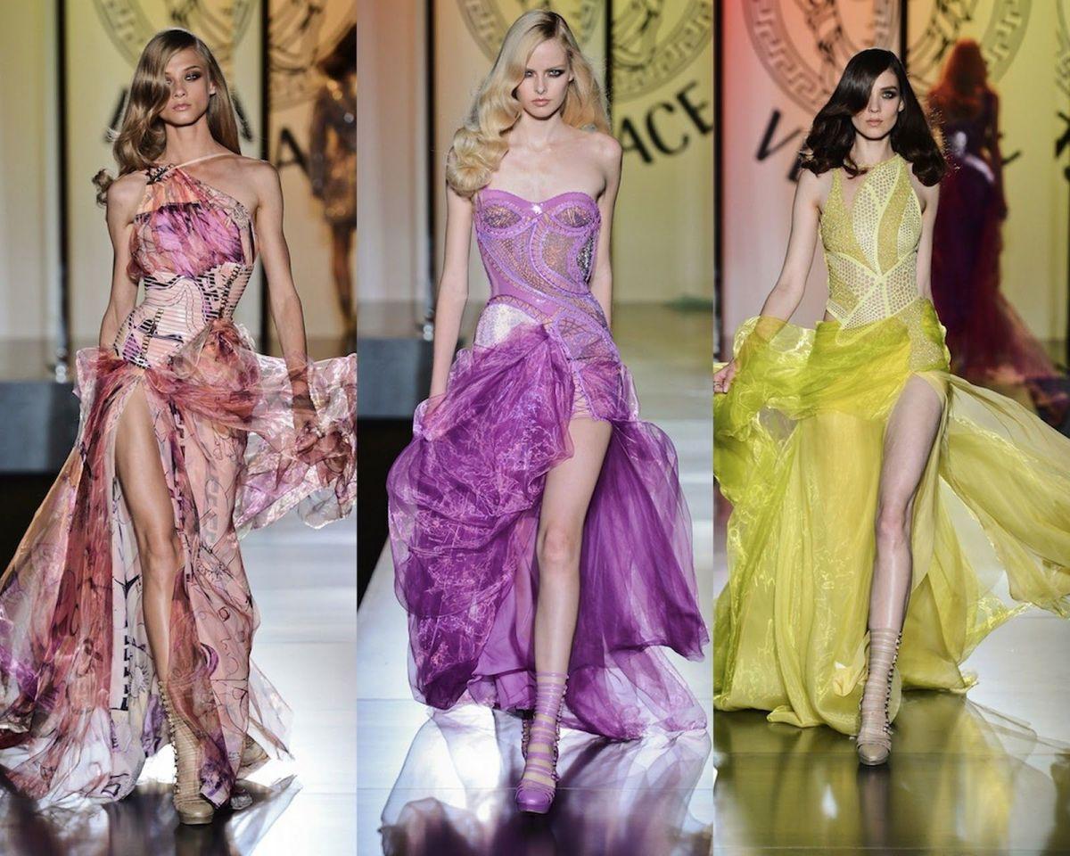 Atelier Versace Haute Couture12'13