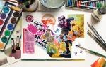 JSquarePresents freebie_watercolor scene mockup