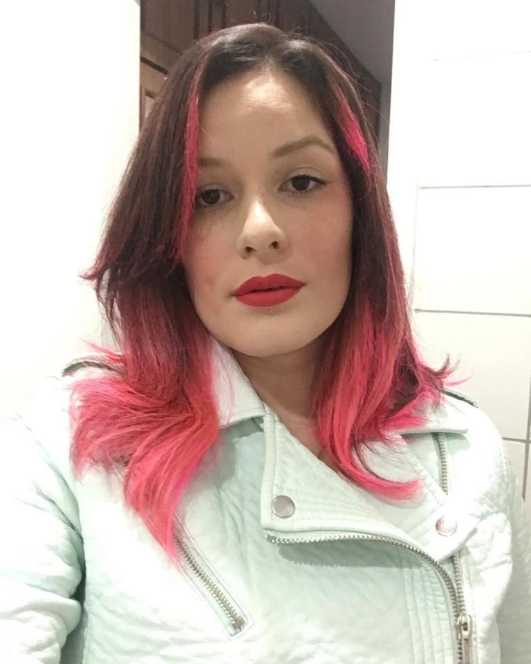 Tô rosa! 💖 #pink