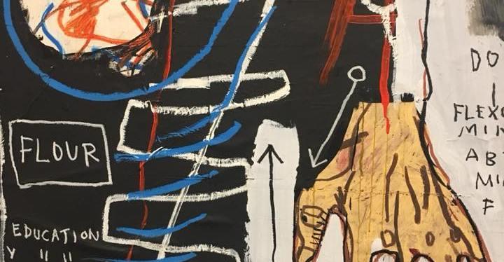 Quem não foi… perdeu. Exposição Jean-Michel Basquiat noCCBB/SP.